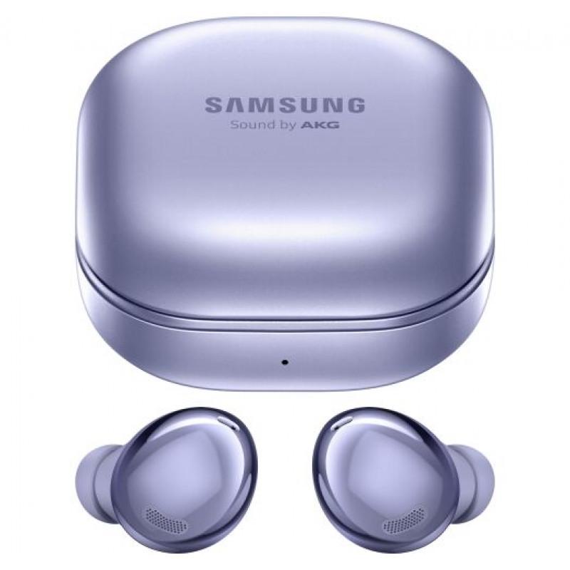 Bluetooth-гарнитура Samsung Galaxy Buds Pro SM-R190 Violet (SM-R190NZVASEK)
