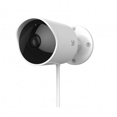 IP камера YI Outdoor Сamera 1080P White (Международная версия) (YI-86003)