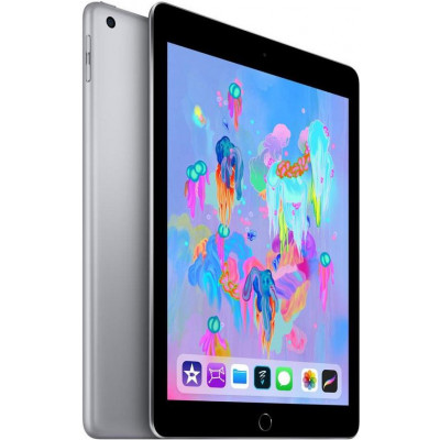 Apple iPad 9.7' (2018) Wi-Fi 128Gb Space Gray (MR7J2)