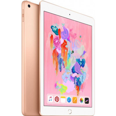 Apple iPad 9.7' (2018) Wi-Fi 128Gb Gold (MRJP2)