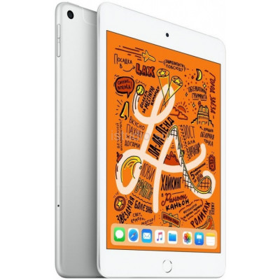 Apple iPad mini 5 (2019) Wi-Fi 64Gb Silver (MUQX2)