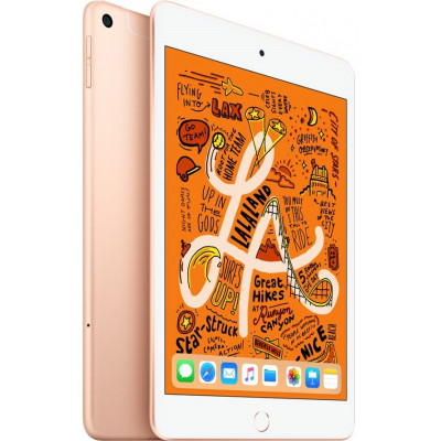 Apple iPad mini 5 (2019) Wi-Fi+LTE 256Gb Gold (MUXE2)