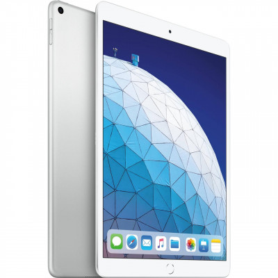 Apple iPad Air 10.5' (2019) Wi-Fi+LTE 64Gb Silver (MV0E2)