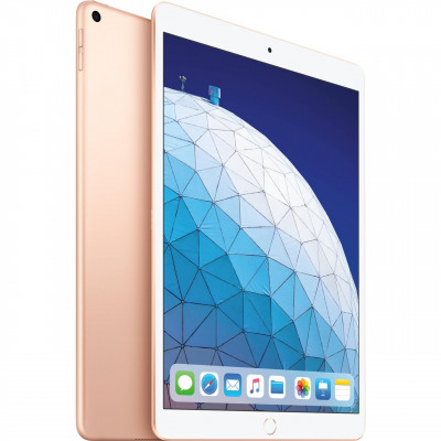 Apple iPad Air 10.5' (2019) Wi-Fi+LTE 256Gb Gold (MV1G2)