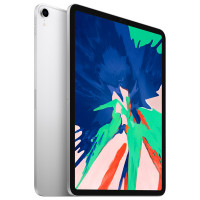 Apple iPad Pro 11' (2018) Wi-Fi 64Gb Silver (MTXP2)