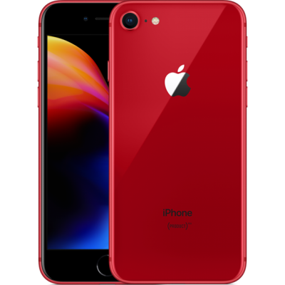 Apple iPhone 8 64Gb Red (Product) (MQ6M2)