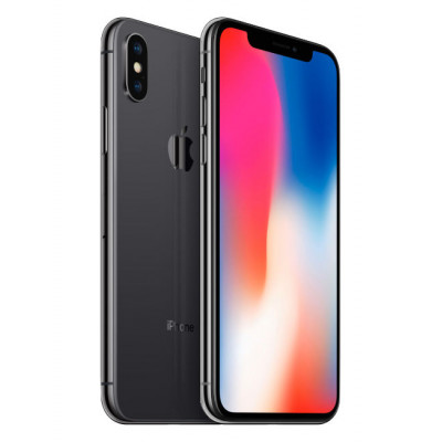 Apple iPhone X 256Gb Space Gray (Refurbished)
