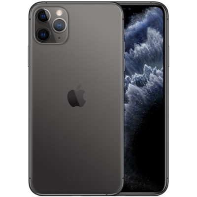 Apple iPhone 11 Pro Max 256GB Space Gray (MWHJ2)