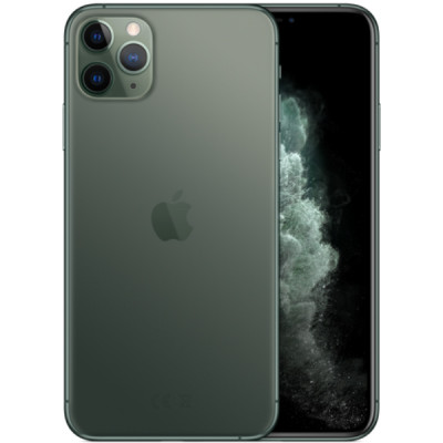 Apple iPhone 11 Pro Max 256GB Midnight Green (MWHM2)