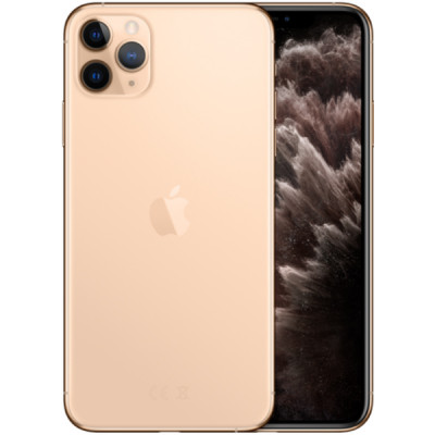 Apple iPhone 11 Pro Max 64GB Gold (MWHG2)