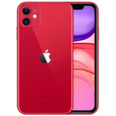 Apple iPhone 11 64GB (PRODUCT) RED (MWL92)