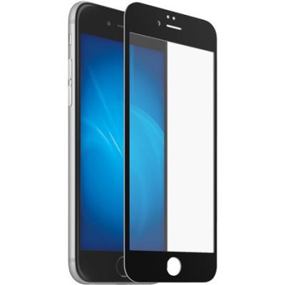 Защитное стекло iPhone 6/6s 5D Black