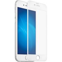 Защитное стекло iPhone 7/8 Plus 5D White