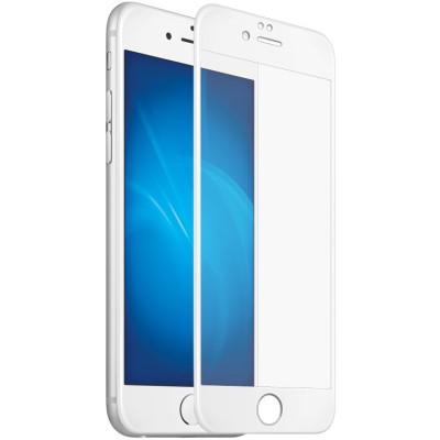 Защитное стекло iPhone 6/6s 5D White