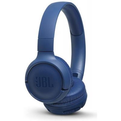Bluetooth гарнитура JBL T500BT Blue (JBLT500BTBLU)