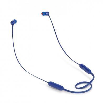 Bluetooth гарнитура JBL T110BT Blue (JBLT110BTBLU)