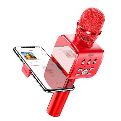 Караоке микрофон JOYROOM with Holder JR-MC3 Red