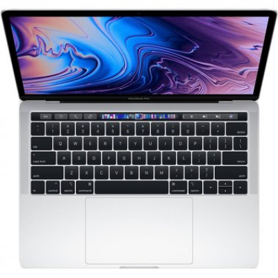 "Apple MacBook Pro 2018 with TouchBar 13"" 512Gb Silver (MR9V2)"