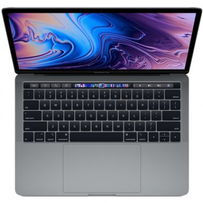 "Apple MacBook Pro 2018 with TouchBar 13"" 256Gb Space Gray CPO (MR9Q2)"