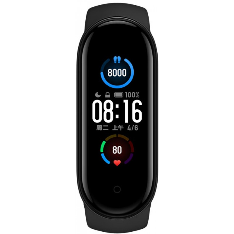 Xiaomi Mi Smart Band 5 Black Global