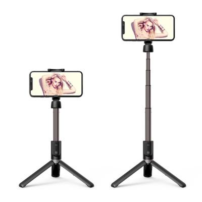 Селфи-монопод REMAX XII Bluetooth Tripod & Selfie Stick Combo RT-P018