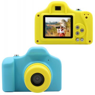 "Детская цифровая фото-видео камера 1.5"" LCD UL-1201 |1080P, 5MP| Blue"