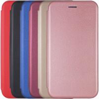 Чехол-книжка для Redmi 9C (Black/Blue/Gold/Red/Rose Gold/Bordo)