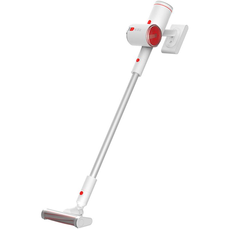 Ручний бездротовий пилосос Xiaomi Deerma VC25 Wireless Vacuum Cleaner White (DEM-VC25)
