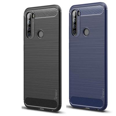 Силикон Xiaomi Redmi Note 8 Carbon