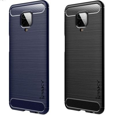 Силиконовый чехол Redmi Note 9s / 9 Pro Carbon