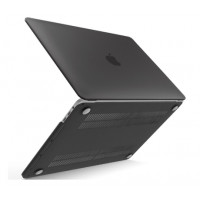 "Чохол-накладка для MacBook Pro 13"" (2016-2020) Hard Jacket Cover Series Black"