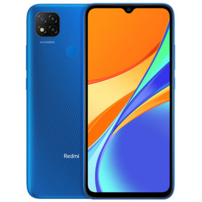 Xiaomi Redmi 9C 2/32Gb (NFC) Twilight Blue EU