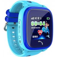 Детские смарт-часы Smart Baby Watch Df25 Blue