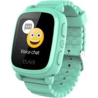 Детский телефон-часы с GPS трекером Elari KidPhone 2 Green (KP-2G)