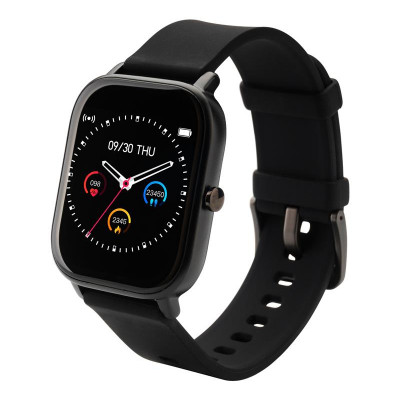 Смарт-часы Globex Smart Watch Me Black