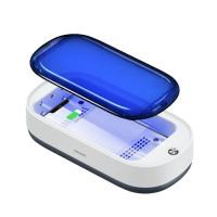 Универсальный дезинфектор USAMS Multi-function Ultraviolet Sterilizer With Wireless Charging US-ZB151 |15W|