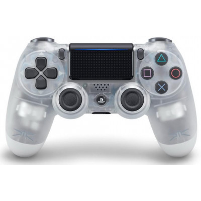 Sony DualShock 4 V2 Crystal