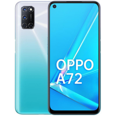Oppo A72 4/128GB Dual Sim Shining White