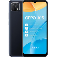 Oppo A15 2/32GB Dual Sim Dynamic Black