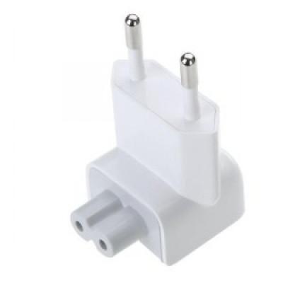 Переходник на ЗУ iPad/MacBook (носик) White