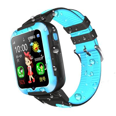 Smart Baby Watch E7+ с GPS — Blue