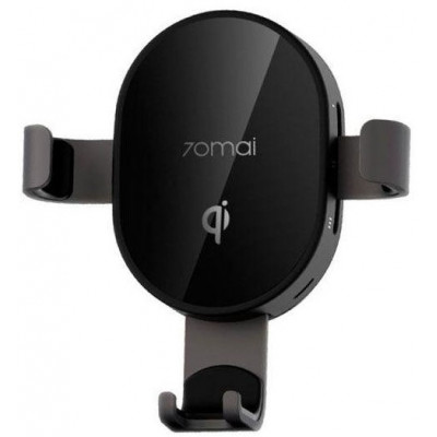 Держатель автомобильный+беспроводное ЗУ 70mai Wireless Car Charger Global (PB01)