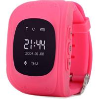 Детские смарт-часы Smart Baby Watch Q50 с GPS Red