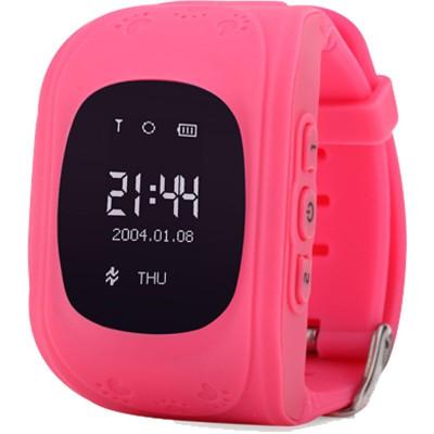 Smart Baby Watch Q50 с GPS — Red