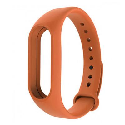 Ремешок Original Design Bracelet для Xiaomi Mi Band 3/4 Orange