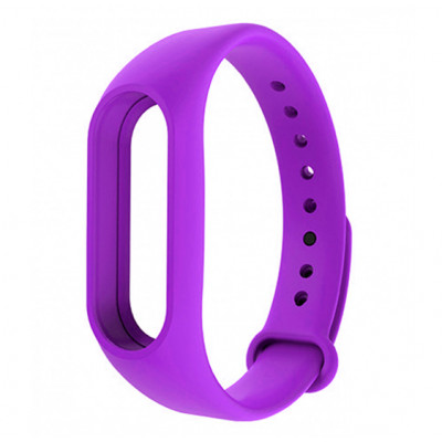 Ремешок Original Design Bracelet для Xiaomi Mi Band 2 Violet
