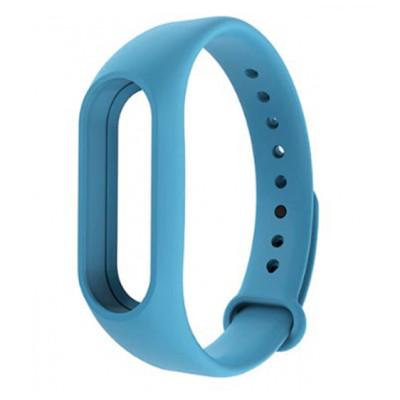 Ремешок Original Design Bracelet для Xiaomi Mi Band 3/4 Light Blue