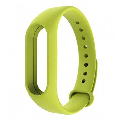 Ремешок Original Design Bracelet для Xiaomi Mi Band 3/4 Green