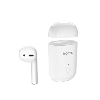 Блютуз-гарнитура HOCO Admire sound single E39 (white)
