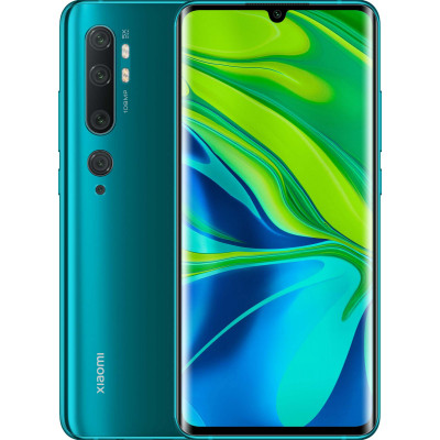 Xiaomi Mi Note 10 6/128Gb Aurora Green EU